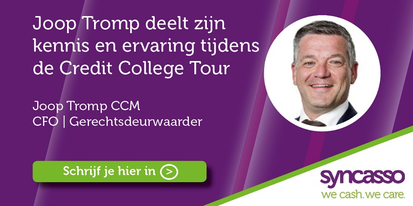 Joop Tromp Credit College Tour