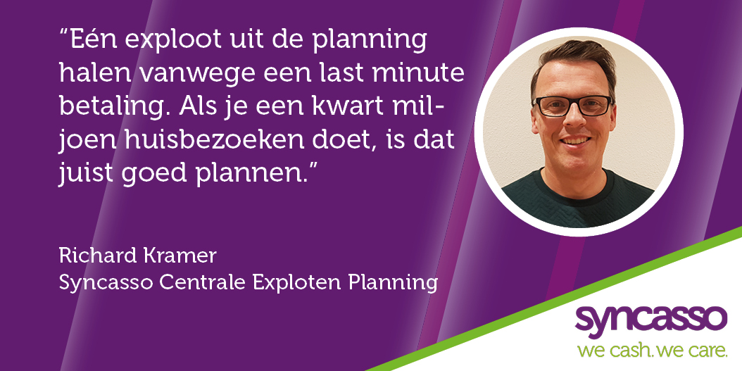 Syncasso Centrale Exploten Planning